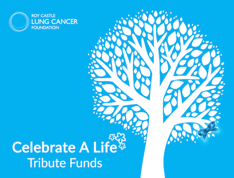 About Roy Castle Lung Cancer Foundation